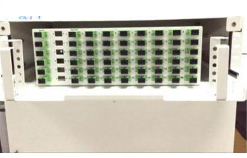 FIBER DISTRIBUTION BOX (RACK MOUNT sliding tray) 1.5U 2U 3U 4.5U 7U