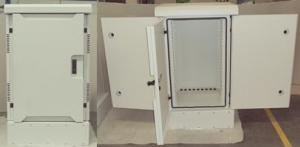 OUTDOOR CABINET on Pole / for Floor 360-1200P